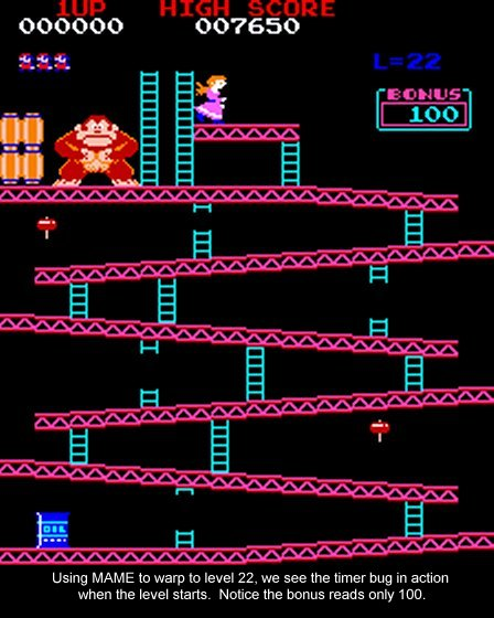 Donkey Kong Kill Screen